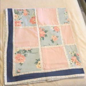 Beautiful handmade baby quilt